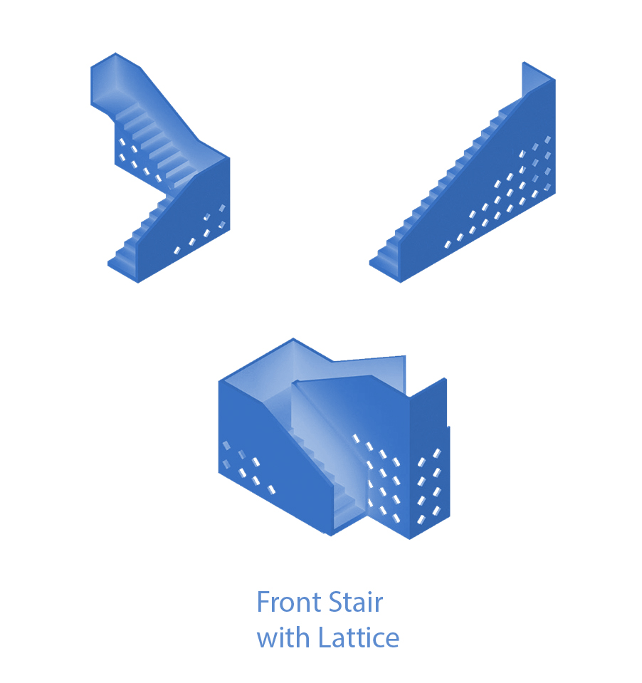 Elements - Front Stair